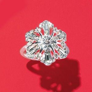 Sterling Silver Winter Wonderland Ring